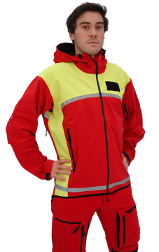 Safety 3-Layer Jacket