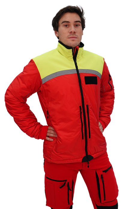 Safety Thermo Jacket